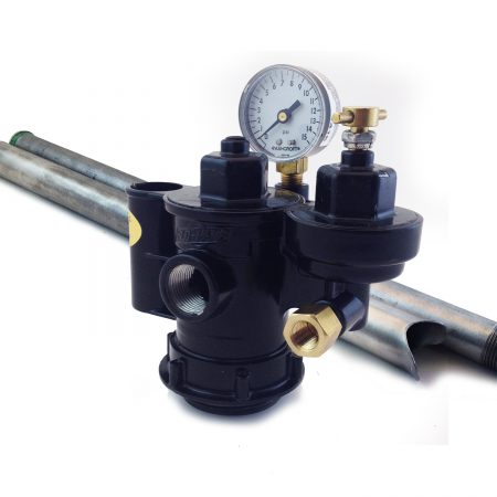 drum pump with pipe